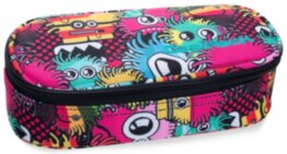 Пенал CoolPack Campus B62047 Wiggly Eyes Pink