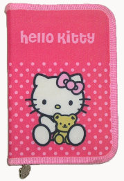 Пенал Kite HK11-020WK Hello Kitty