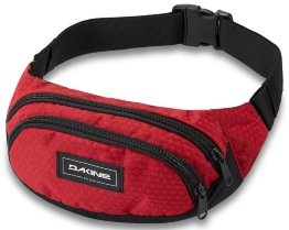 Сумка на пояс Dakine Hip Pack crimson red