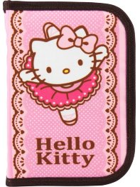 Пенал Kite HK18-621-1 Hello Kitty