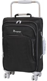 Чемодан IT Luggage NEW YORK IT22-0935i08-S-S392 S черный