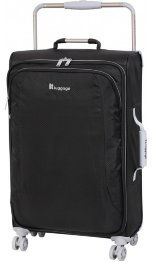 Чемодан IT Luggage NEW YORK IT22-0935i08-M-S392 M черный