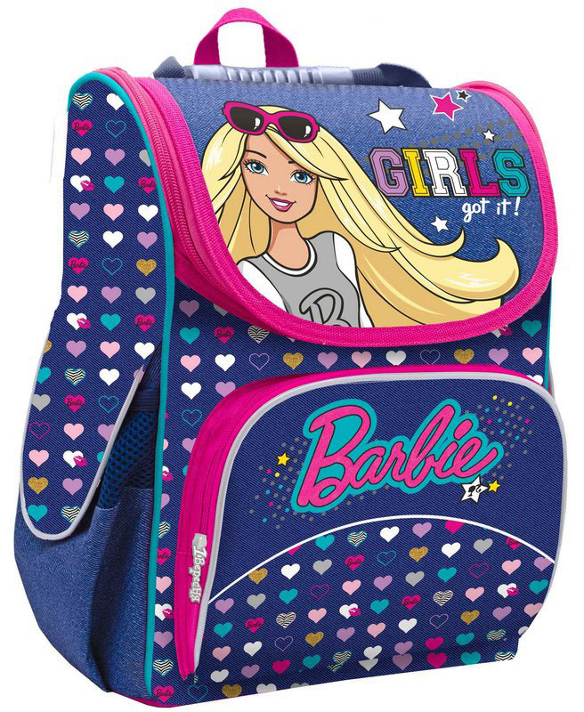 9604b392f2bb Рюкзак 1 вересня 552763 Barbie